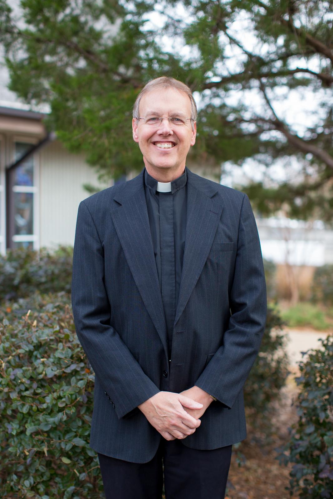 Rev. Dr. James A. Holowach
